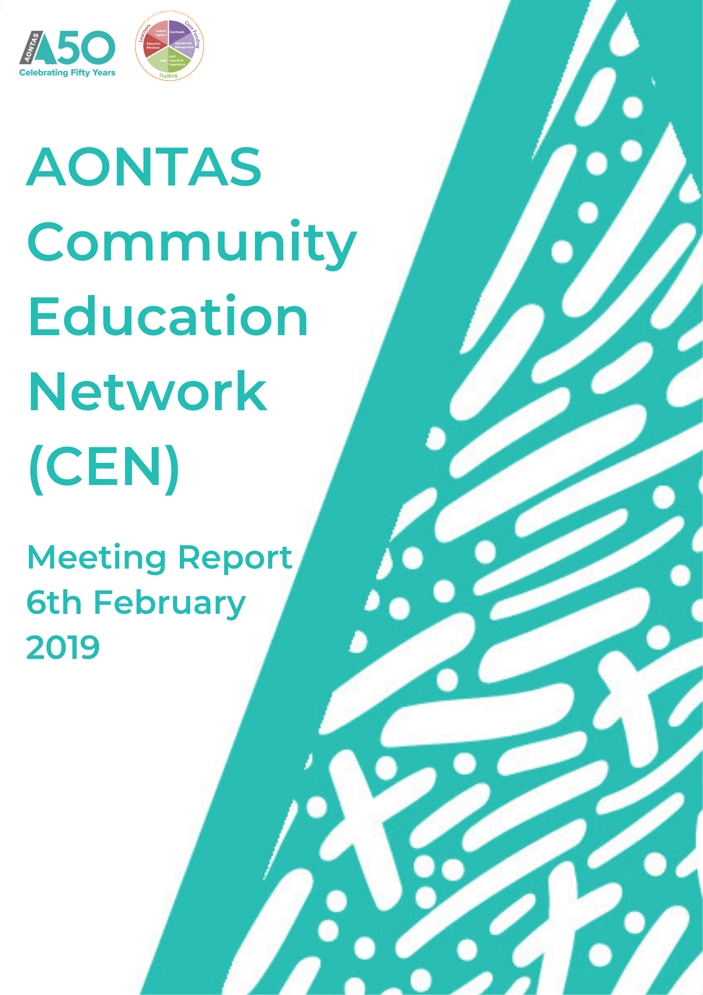 AONTAS CEN Meeting Report - February 2019 pdf