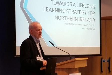 Northern Impact Forum Conference Towards a Lifelong Learning Strategy for Northern Ireland