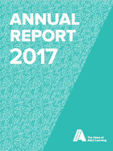 AONTAS Annual Report 2017 pdf